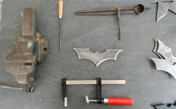 Plan de travail construction Batarang